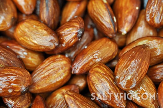 Spanish Roasted Almonds