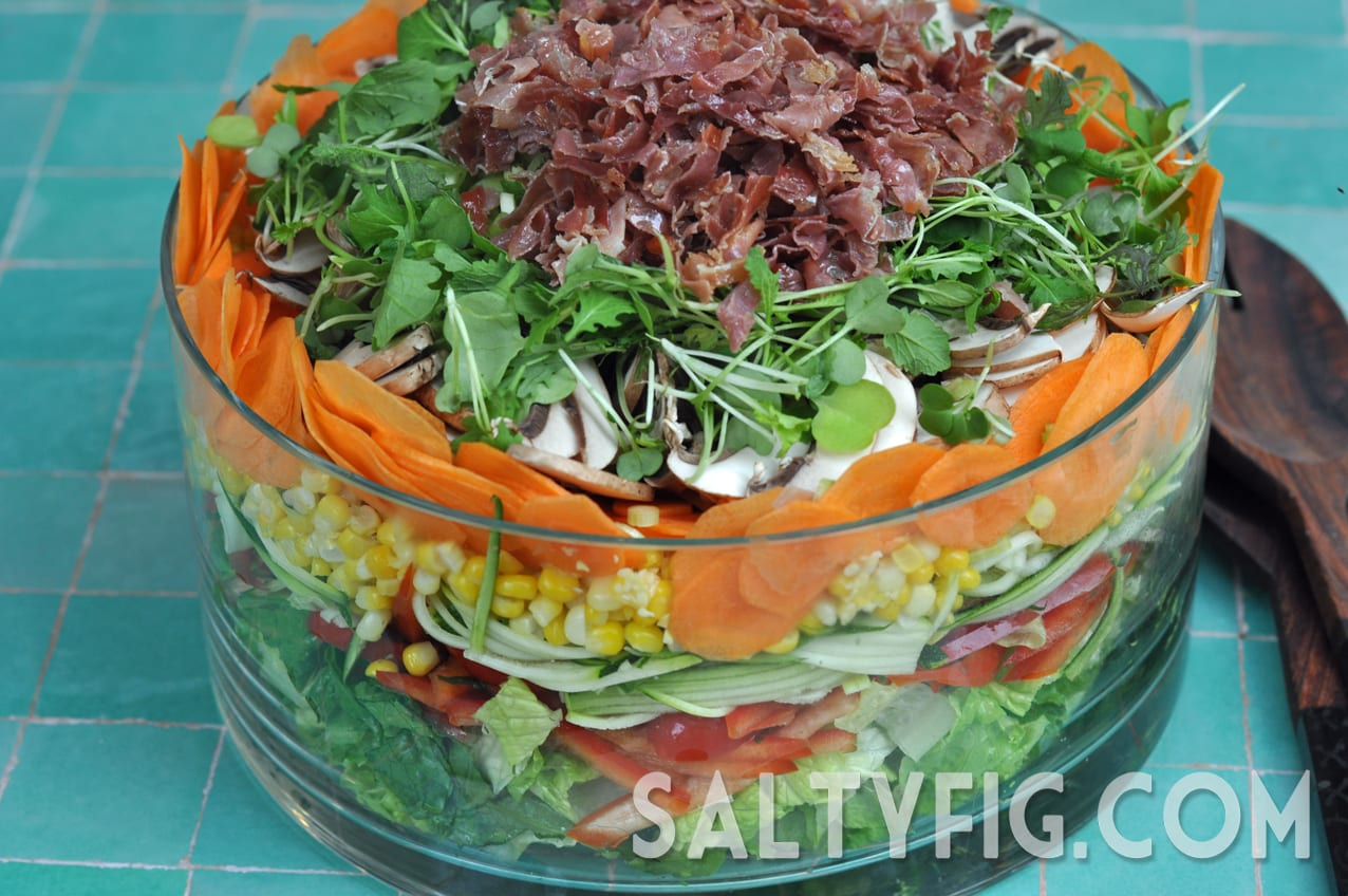 10-Layer Salad